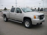 2009 GMC Sierra 2500HD Silver Birch Metallic