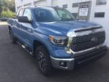 2019 Cavalry Blue Toyota Tundra TRD Off Road Double Cab 4x4 #129925529