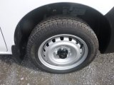 Nissan NV200 Wheels and Tires