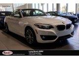 2018 Alpine White BMW 2 Series 230i Convertible #129946876
