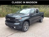 2019 Shadow Gray Metallic Chevrolet Silverado 1500 RST Crew Cab 4WD #129946923