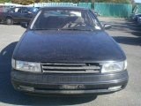 Nissan Maxima 1991 Data, Info and Specs