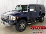 2009 All-Terrain Blue Hummer H3  #129946910