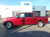 2018 Ruby Red Ford F150 XLT SuperCrew 4x4 #129946983