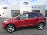 2018 Ruby Red Ford Escape SE 4WD #129946979