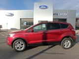 2018 Ruby Red Ford Escape SE 4WD #129946978