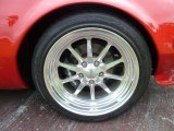 De Tomaso Wheels and Tires