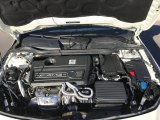 Mercedes-Benz CLA Engines