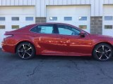 2019 Supersonic Red Toyota Camry XSE #129968760