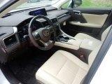 Lexus RX Interiors