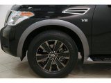 Nissan Armada 2018 Wheels and Tires