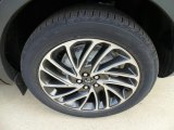 Lincoln Nautilus Wheels and Tires