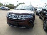 2019 Burgundy Velvet Ford Explorer XLT #129995404