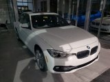 2018 Alpine White BMW 3 Series 330i xDrive Sedan #129995395