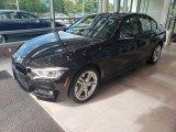 2018 Black Sapphire Metallic BMW 3 Series 330i xDrive Sedan #129995393