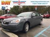 2008 Dark Gray Metallic Chevrolet Malibu Classic LS Sedan #129995221