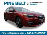 2019 Lithium Red Pearl Subaru Impreza 2.0i Limited 5-Door #129995208