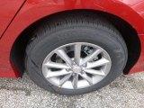 Hyundai Sonata 2019 Wheels and Tires