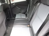 2019 Ford Escape SE 4WD Rear Seat