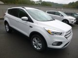 2019 Ford Escape Oxford White