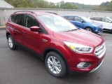 2019 Ford Escape Ruby Red