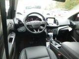 2019 Ford Escape SEL 4WD Chromite Gray/Charcoal Black Interior