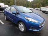 2019 Ford Fiesta Lightning Blue