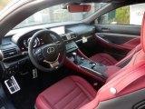 Lexus RC Interiors