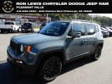 2018 Anvil Jeep Renegade Latitude 4x4 #130025741