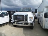 2019 Ford F750 Super Duty Regular Cab Chassis