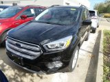 2018 Shadow Black Ford Escape SEL 4WD #130048737