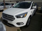 2018 Oxford White Ford Escape SE #130048736