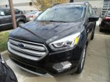 2018 Shadow Black Ford Escape SEL #130048726