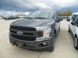 2018 Magnetic Ford F150 XL SuperCab 4x4 #130048783