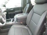 2019 Chevrolet Silverado 1500 LTZ Crew Cab 4WD Front Seat