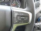 2019 Chevrolet Silverado 1500 LTZ Crew Cab 4WD Steering Wheel
