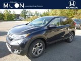 2018 Gunmetal Metallic Honda CR-V EX AWD #130069884