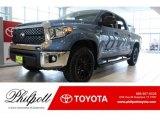 2019 Cavalry Blue Toyota Tundra TSS Off Road CrewMax 4x4 #130091845