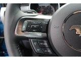 2019 Ford Mustang GT Fastback Steering Wheel