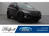 2018 Shadow Black Ford Escape SE #130091838