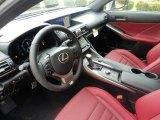 2019 Lexus IS Interiors