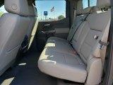 2019 Chevrolet Silverado 1500 LTZ Crew Cab 4WD Rear Seat