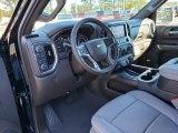 2019 Chevrolet Silverado 1500 LTZ Crew Cab 4WD Gideon/Very Dark Atmosphere Interior