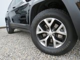 Jeep Cherokee 2018 Wheels and Tires