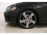 Volkswagen Golf R 2016 Wheels and Tires