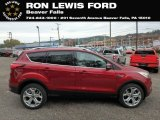 2019 Ruby Red Ford Escape Titanium 4WD #130121220