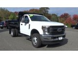 2019 Ford F350 Super Duty XL Regular Cab 4x4 Dump Truck Data, Info and Specs