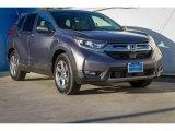 2018 Modern Steel Metallic Honda CR-V EX-L #130139056