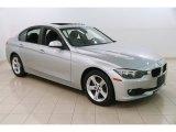 2015 Glacier Silver Metallic BMW 3 Series 320i xDrive Sedan #130154742