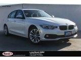2018 Mineral White Metallic BMW 3 Series 320i Sedan #130154671